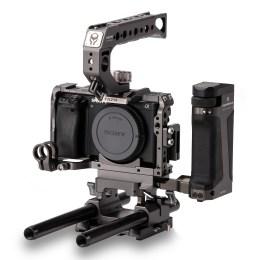 Tiltaing Sony a6 Series Kit C - Tilta Gray