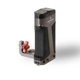 Tiltaing Side Power Handle with Run/Stop Type III (F570 Battery) - Tilta Gray