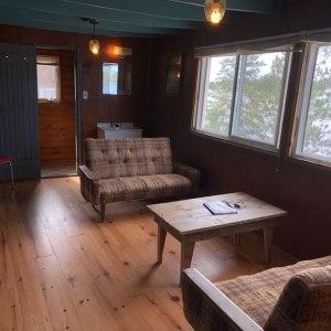 cabin four living area