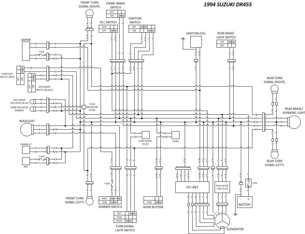 Honda Trx400ex Wiring Diagram - Wiring Diagram