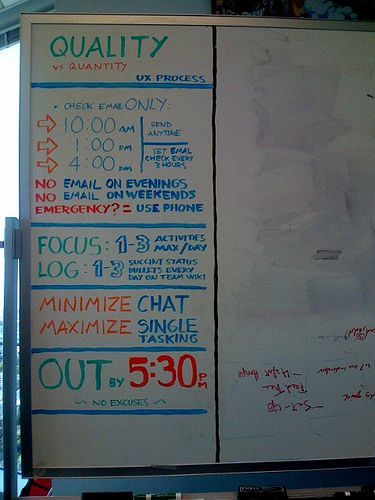 The Fortune 500 4-Hour Workweek: Multiplying Output in Groups (Plus: Downloadable Checklists)