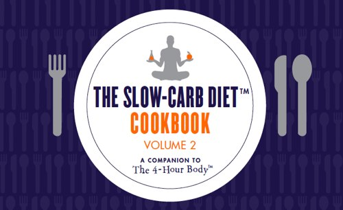 The Slow-Carb Diet™ Cookbooks — Available for 72 Hours