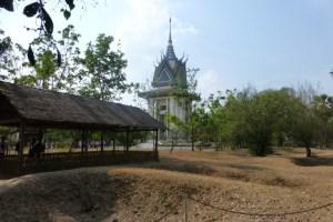 Choeung Ek - Former orchard turned mass grave