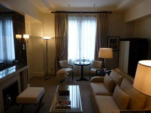 Prince de Gaulles Macassar Suite - Living Room