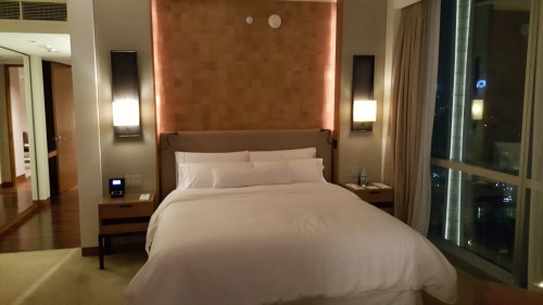 Our well appointed bedroom