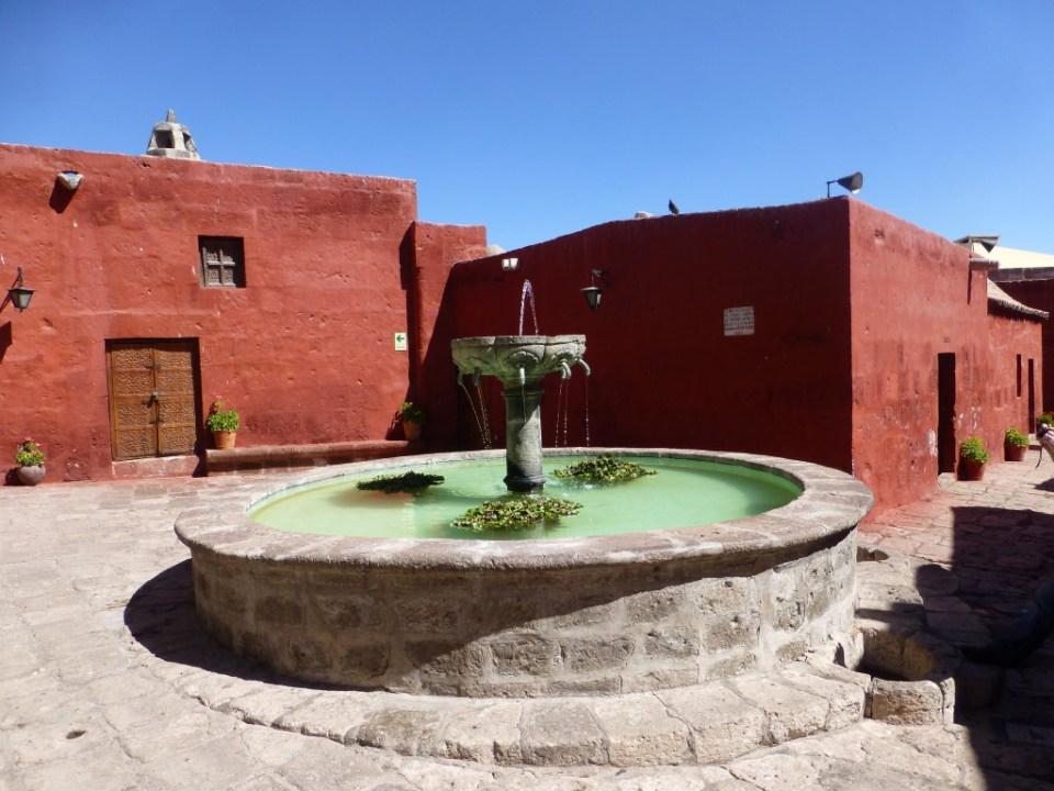 Santa Catalina Monestary