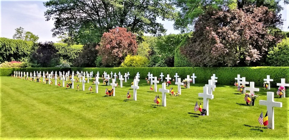 American Cemetery WWI