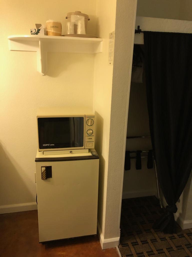 A mediocre minibar