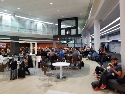 Restaurants in Terminal 5