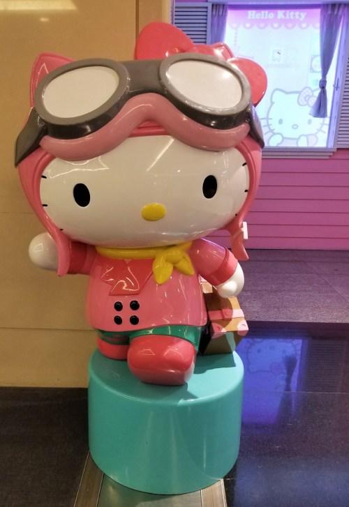 Pilot Hello Kitty