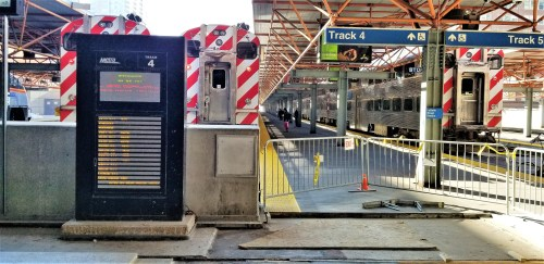 LaSalle Street Train Station Chicago - Headed to Open House Chicago
