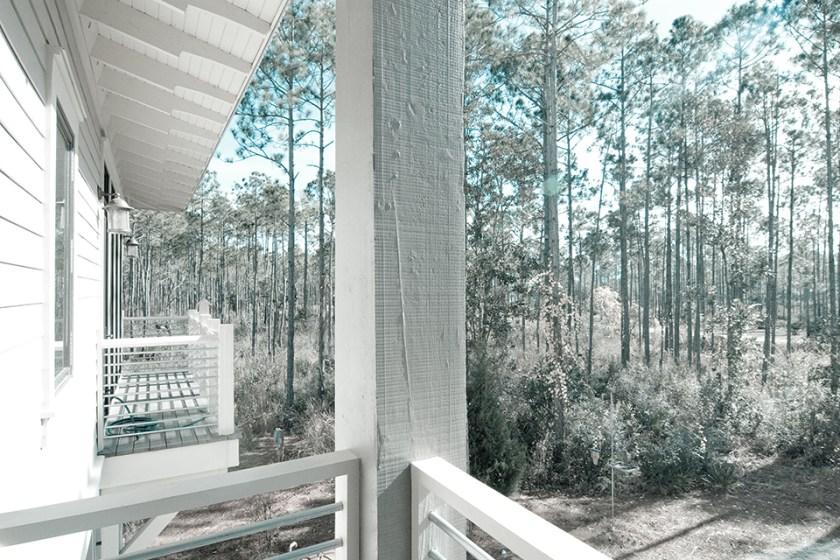 McNamara-Rivercamps House-Balcony
