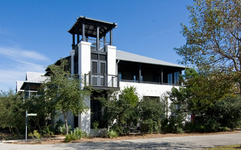 McNamara-Rosemary Beach-Bridgetown Avenue House-Exterior