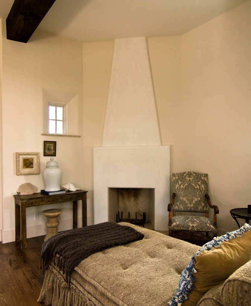 McNamara-Rosemary Beach House-New Providence Lane-Interiors-Fireplace