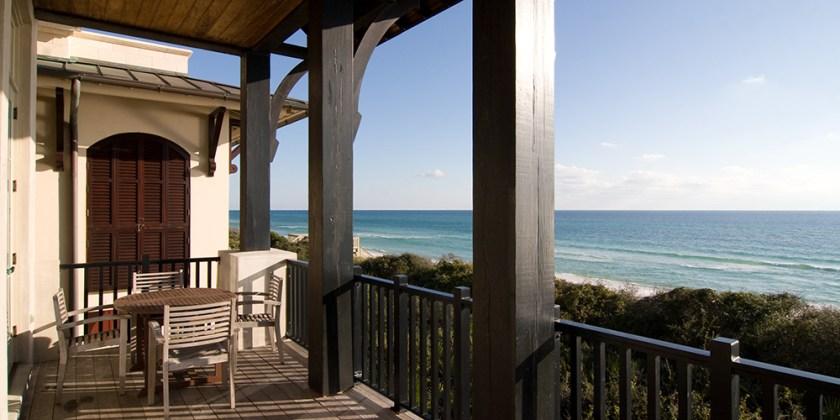 McNamara-Rosemary Beach House-North Spanish Town Court-Exterior-Gulf