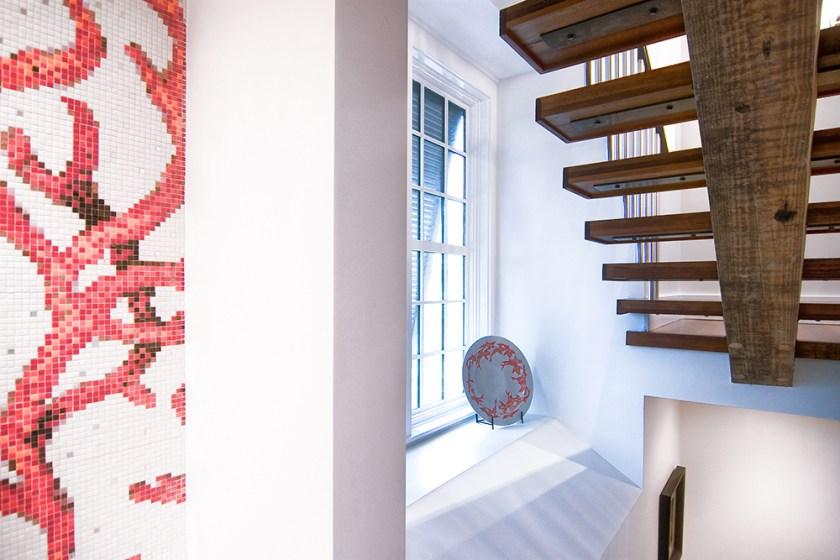 McNamara-Rosemary Beach House-Town Hall & West Water-Interior-Stair-2