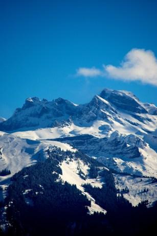 Berge - Winter