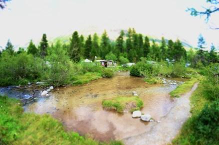 Camping Pontresina