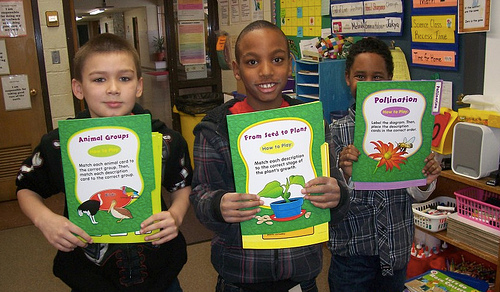 Students helped by DonorsChoose.org
