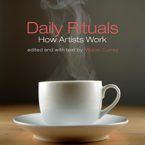 Daily Rituals — The Tim Ferriss Book Club, Book #2