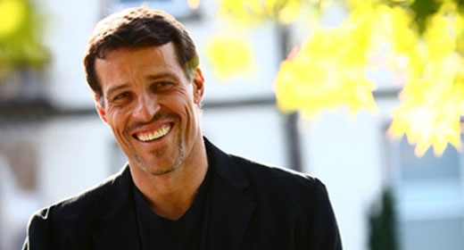 Tony Robbins and Peter Diamandis (XPRIZE) on the Magic of Thinking BIG (#35)