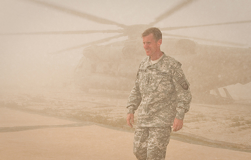 General Stan McChrystal on Anti-War Americans, Pushing Your Limits, and The Three Military Tests You Should Take (#88)
