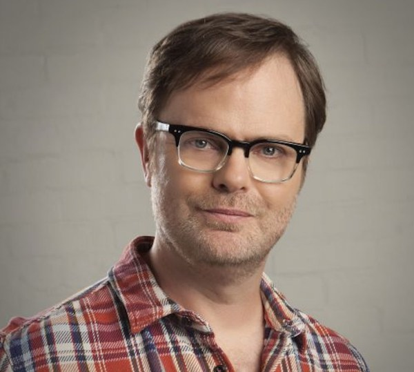 Rainn Wilson on Meditation, The Sexy Nostril Exercise, and Acting as Therapy (#123)