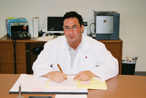 The World's Most Famous Performance-Enhancement Chemist (#143)
