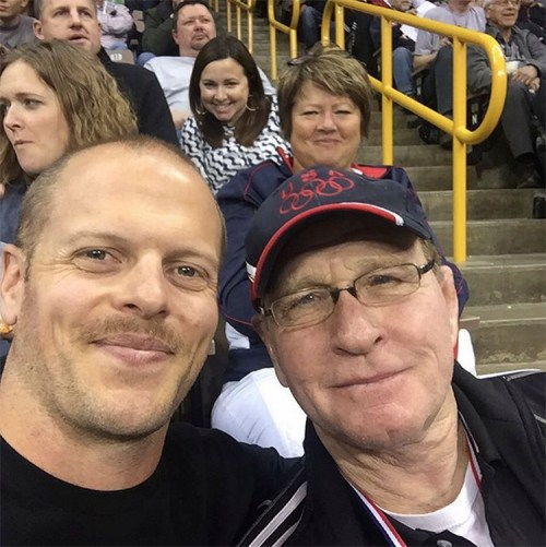 Dan Gable and Tim Ferriss
