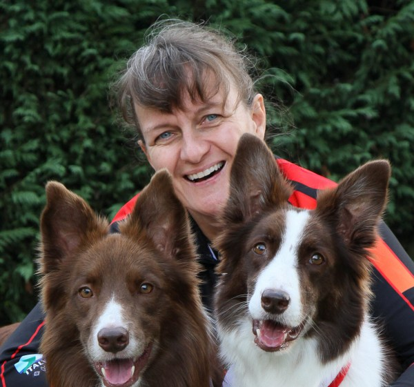 Susan Garrett — Master Dog (and Human) Trainer (#200)