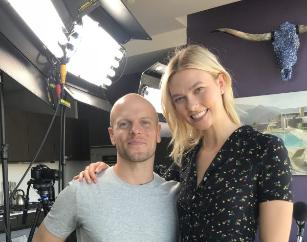 Karlie Kloss – Entrepreneur and Supermodel (#307)