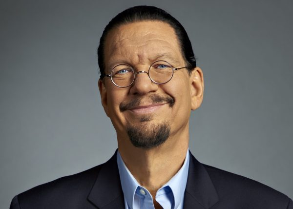 Penn Jillette on Magic, Losing 100+ Pounds, and Weaponizing Kindness (#405)