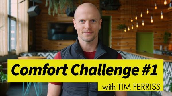 Comfort Challenge #1: Learn to Eye Gaze