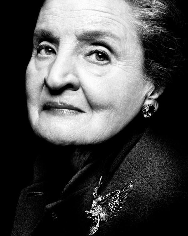 The Tim Ferriss Show Transcripts: Secretary Madeleine Albright — Optimism, the Future of the US, and 450-Pound Leg Presses (#437)