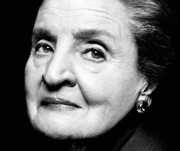 Secretary Madeleine Albright — Optimism, the Future of the US, and 450-Pound Leg Presses (#437)