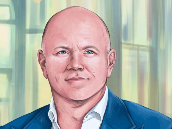 Mike Novogratz on Investing, Bitcoin, Ayahuasca, and Running Through The Sahara Desert (#451)