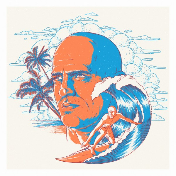 Kelly Slater — The Surfing Legend on Routine, Rickson Gracie, Favorite Books, and Overcoming Setbacks  (#461)
