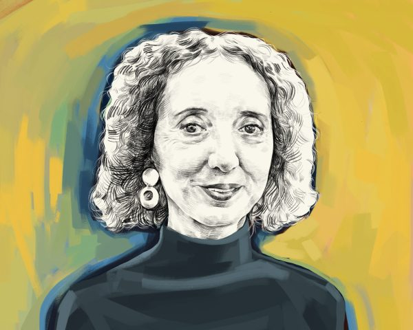 Joyce Carol Oates — A Writing Icon on Creative Process and Creative Living (#497)