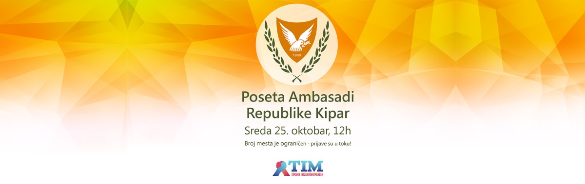 Poseta Ambasadi Republike Kipar