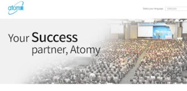 Sukses di Bisnis Atomy