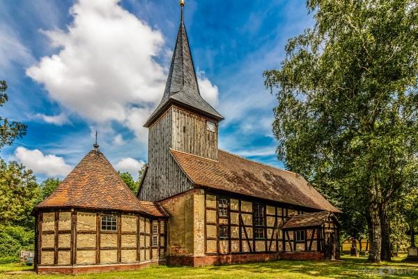 Kirche Markee