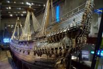 Die Vasa in voller Pracht