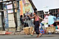 Tragende Rolle in Yangon