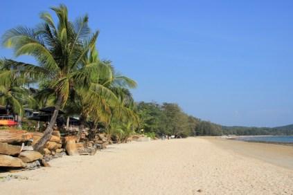 Nice Beach, nobody Home