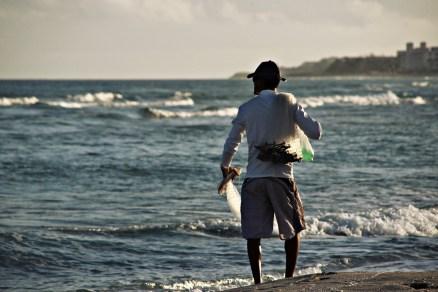 Fischer auf Beutezug