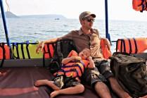 Slow ferry - slow life