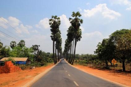 Myanmar Allee