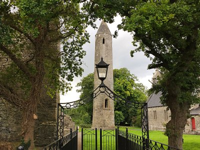 Permalink to: Timahoe Round Tower