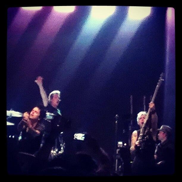 Green Day El Paso (30)