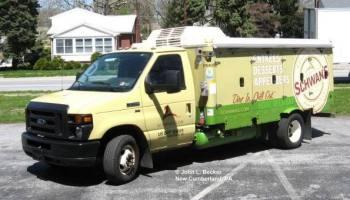 Schwan's Truck